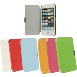 Etui de Protection Flip en cuir pour iPhone 5 (couleur au choix)