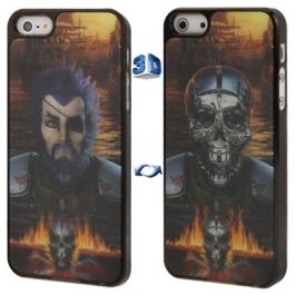Coque Pirate 3D iPhone 5