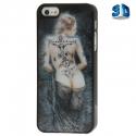 Coque Femme Tatoo 3D iPhone 5