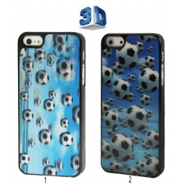 Coque Ballons Football 3D iPhone 5