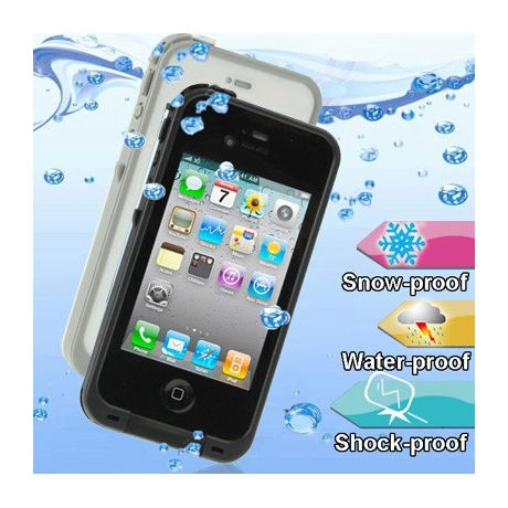 coque iphone 4 waterpoof