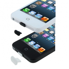 Bouchon anti poussiere iPhone 5 (port lightning seul)