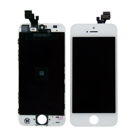 3 en 1 : LCD + Dalle tactile + Cadre iPhone 5