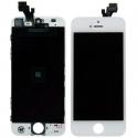 Ecran de remplacement complet iPhone 5 : LCD + dalle tactile + Cadre