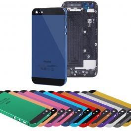 Face arrière en couleur iPhone 5