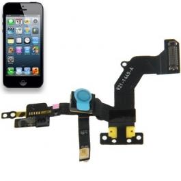 2 en 1 : Caméra devant Originale + Câble Capteur Flex iPhone 5