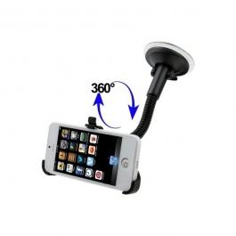Support voiture avec bras pour iPhone 5