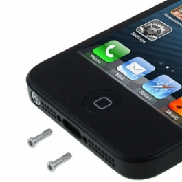 2 Vis de bas iPhone 5