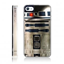 Coque R2D2 en plastique pour iPhone 4 et 4s