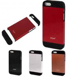 Coque métal brossé iPhone 5