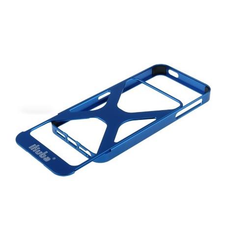 Bumper renforcé avec coque détachable en aluminium iPhone 5