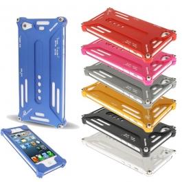 Coque Châssis Métal Avec Façade Détachable iPhone 5
