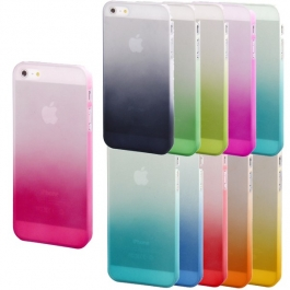 Coque couleur dégradé iPhone 5