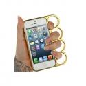 Coque Bumper Poing Américain iPhone 5/5S