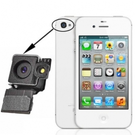 Capteur Photo / Caméra de remplacement iPhone 4S