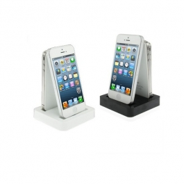 Double Dock pour iPhone 5 et iPhone 4/4S