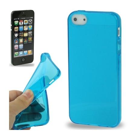Coque iPhone semi-transparente Couleur iPhone 5