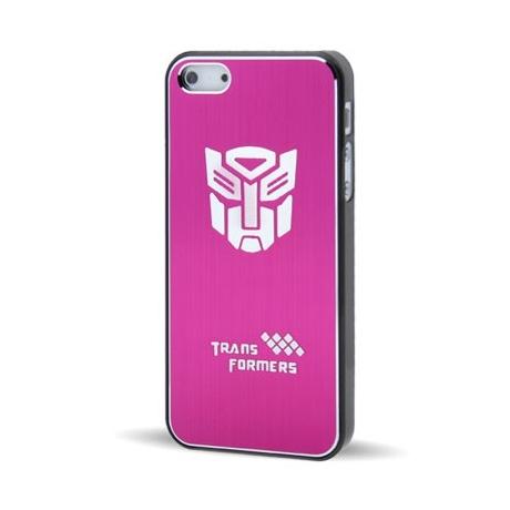 Coque Transformers en metal iPhone 5