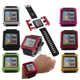 Bracelet Montre pour iPod Nano 6