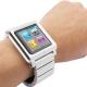 Bracelet Montre en aluminium pour iPod Nano 6