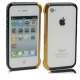 Bumper Vapor4 ElementCase en métal pour iPhone 4 et 4S (couleur au choix)
