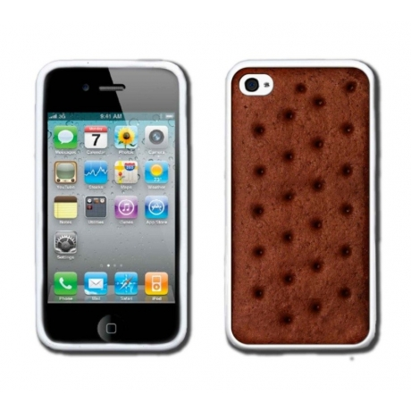 Coque biscuit Oreo iPhone 5