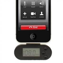 Transmetteur Radio FM pour iPhone et iPod