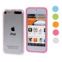 Bumper de protection en plastique pour iPod touch 5