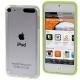 Bumper de protection en plastique pour iPod touch 5 couleur vert