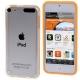 Bumper de protection en plastique pour iPod touch 5 couleur orange