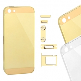Kit Châssis en plastique + boutons pour iPhone 5