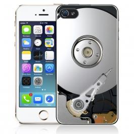 Coque iPhone 4 et 4S disque dur