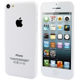 Modèle de présentation iPhone 5C Factice couleur blanc