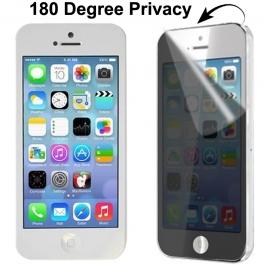 Film protection écran Privé 180° pour iPhone 5C