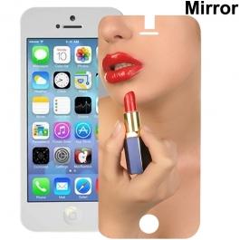 Film de Protection d'écran miroir pour iPhone 5C