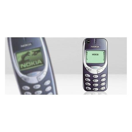 Coque vintage Nokia 3310 iPhone 5