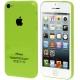 Modèle de présentation iPhone 5C Factice couleur vert