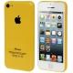 Modèle de présentation iPhone 5C Factice couleur jaune