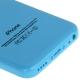 Modèle de présentation iPhone 5C Factice couleur bleu
