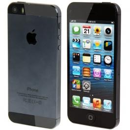 Modèle de présentation iPhone 5S Factice couleur noir