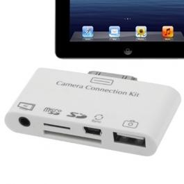 Camera Connection Kit 5 en 1 pour iPhone et iPad