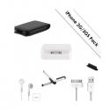 Pack accessoires iPhone 3GS/3G