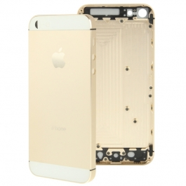 Châssis design iPhone 5S Gold pour iPhone 5