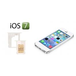 Gevey R-SIM 9, Carte sim désimlock iPhone