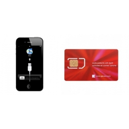 Carte sim activation iTunes iPhone 4, 4S, 5