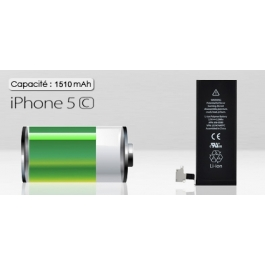 Batterie de remplacement iPhone 5C