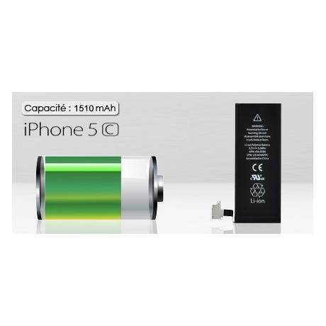 Batterie de remplacement iPhone 5C