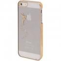 Coque fée clochette transparente iPhone 5/5S