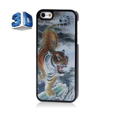 Coque Tigre 3D iPhone 5/5S