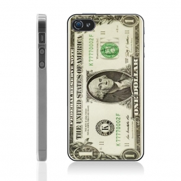 Coque iPhone 4 et 4S One Dollar